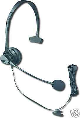 Panasonic KX-TCA60 Hands-Free Headset w/ Comfort Fit Headband (2.5mm Jack)