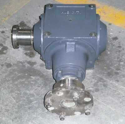 Hub City 1010 Style C Ratio 1:1 Bevel Gear Reducer *coupling / Adapter*