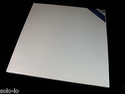 "6 x Thick 16"" x 16""  Artist Canvas Blank (40.9 x 40.9 x 3.7cm) Wholesale New"