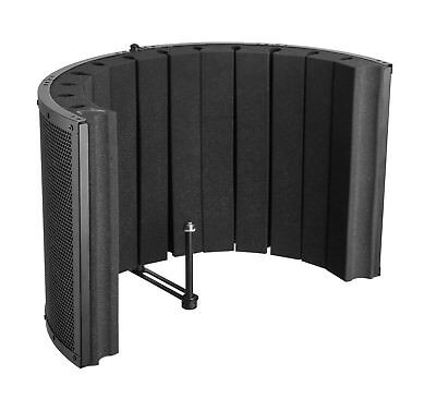 Portable Sound Absorbing Vocal Booth Recording Panel - Stand Mount (60-200)