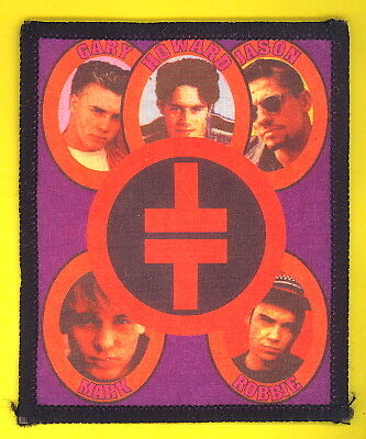 Take That 1993 uk sew-on cloth patch