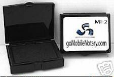 5 New Inkless Fingerprint Pad Notary | Pawn | BuyIt Now