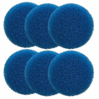 6 x Eheim Classic 2213 Coarse Foam External Filter Pads