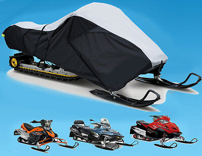 ARCTIC CAT M 1100 Turbo TRAILERABLE SNOWMOBILE SLED COVER