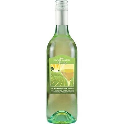 Clare Valley 2015 Riesling - White Wine x 12