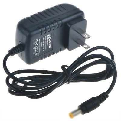 AC Adapter For Canon CanoScan 5000F 5200F 4200F 4400F Scanner Power Supply Cord
