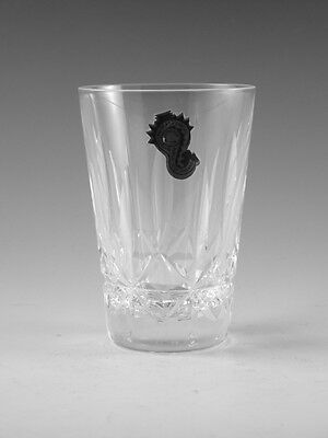 WATERFORD Crystal - ROSSLARE Cut - 5oz Tumbler Glass / Glasses - 3 5/8""