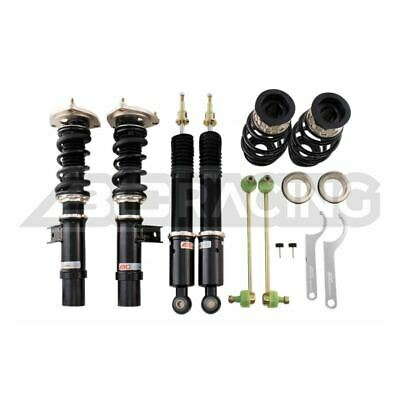 BC Racing BR RA Series Coilover Kit - fits VW Golf MK5 2006-