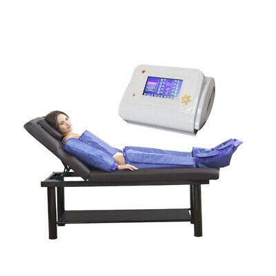 Portable Air Presso Pressotherapy Machine For Lymphatic Drainage Detoxin Slimmin