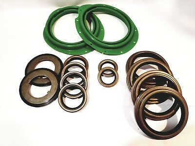 Rockwell 5 Ton Axle 14 pc Boot and Seal Kit M809 M939 M54