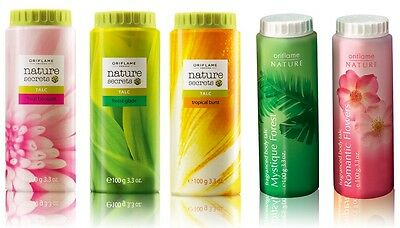 Nature's Best Fragrances - Talcum Powder Body Talc - Choose Yours -Free Shipping