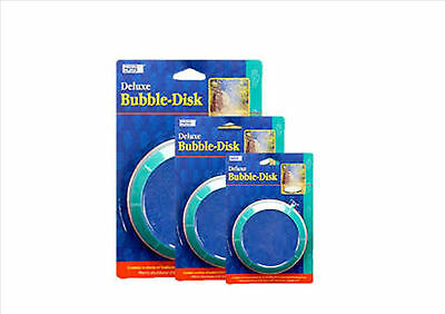 Penn Plax Aquarium Air Stone Bubble Disc - Small Medium Large - For Fish Tanks