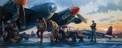 "Gil Cohen S/N Limited Edition ""Eyes of the Eighth"" - 25th Bomb Group 8th AAF"