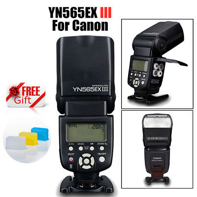 Yongnuo YN565EX II E-TTL Flash Speedlite for CANON Canon 650D 5D Mark III