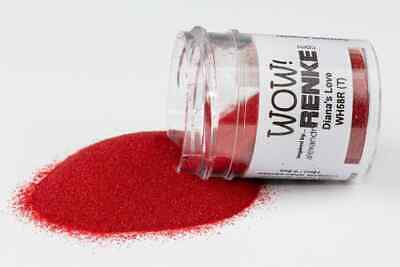 WOW! PRIMARY COLOURS EMBOSSING POWDER - 28 options - free UK p&p on extras