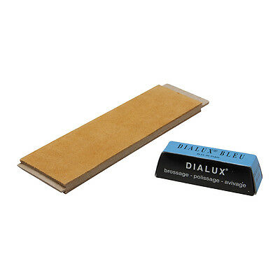 Leather Sharpening Strop - For Chisels & Knives - Made In UK