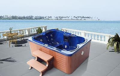 Brand New Luxury Hot Tub  Spa Whirlpool Rrp 5999 4 Seats Aux Ipod Relax