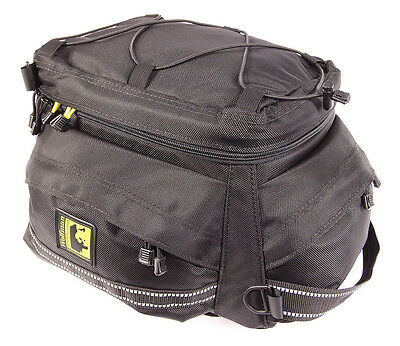 Wolfman Dual Sport Adventure Expandable Wolf Tail Bag M303