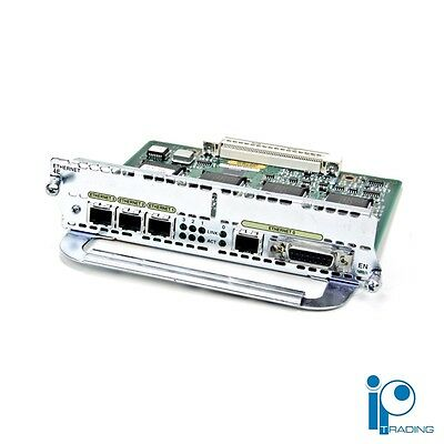 NM-4E - Cisco 4 Port LAN Network Adapter