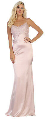 SALE ! SHORT SLEEVE MOTHER of BRIDE DRESS FORMAL EVENING CLASSY GOWN & PLUS SIZE