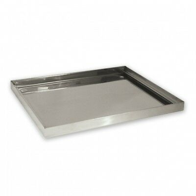 Glass Washing Basket Drip Tray 360x360x25mm Stainless Steel Bar Beer Drink NEW