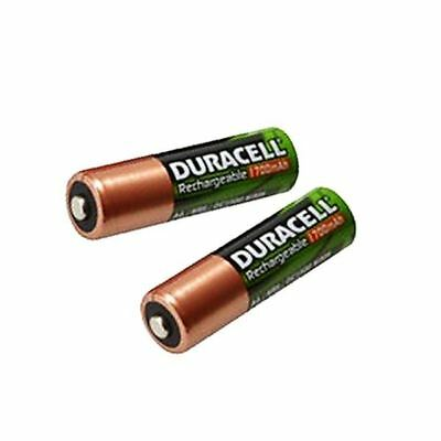 2 DURACELL Rechargeable ACCU NiMH 1300mAh AA PRE / STAY CHARGE Batteries HR6