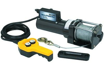 1500 Lb. Capacity 120 Volt AC Electric Winch