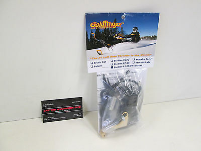 Goldfinger Left Hand Throttle Arctic Cat (All Models) 1997-2016