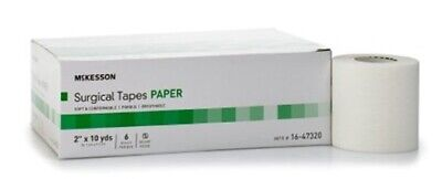 """Paper Surgical Tape, 2""""x10 YDS, 72/CS, Y-3553"""