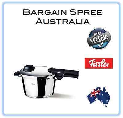 TOP RANGE LATEST MODEL -- Fissler Vitavit Comfort Pressure Cooker 6L 22cm NEW!!