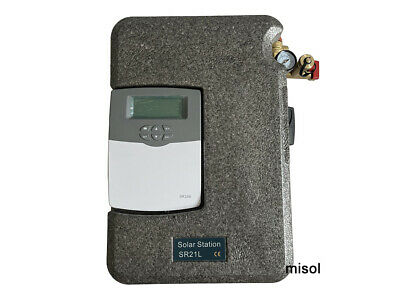 Work Station of Solar Hot Water Heater w/Pump, 220V