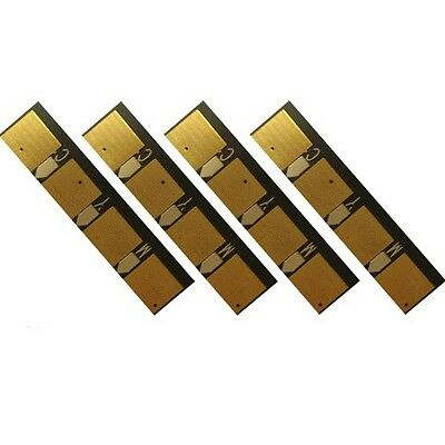 4 Color (BCMY) - Toner Reset Chips for Samsung CLP-310 CLP-315 CLP-315W Refill