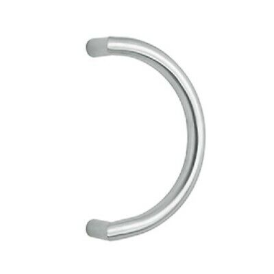 Delf Entrance Door Pull Handle PH263SS300P Back To Back SS 330mm Pair