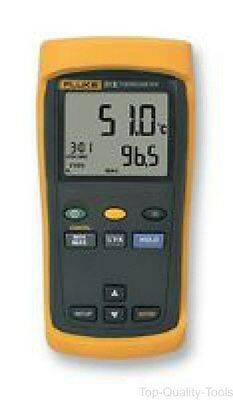 Fluke,fluke 51 Series Ii,thermometer, Digital Fluke 51I