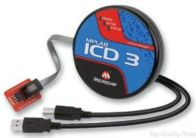 Debugger, MPLAB ICD 3 In-Circuit Debugger, Microchip DSC MCU Devices, Real-Time