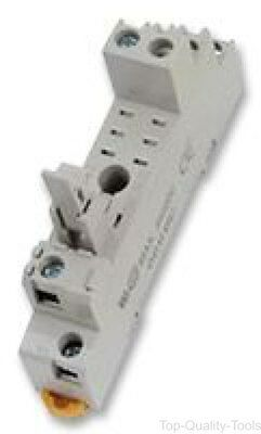RELAY SOCKET, DIN RAIL, Part # P2RF-08-E