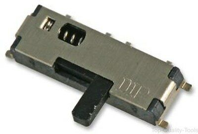 SLIDE SWITCH, SMD, ON-MOM, Part # MCSSS-12RG