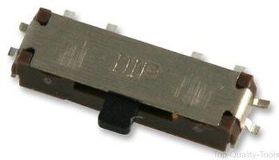 SLIDE SWITCH, SMD, MOM-ON-MOM, Part # MCS2S-B15F