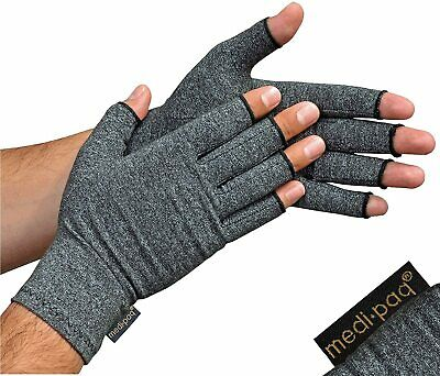 Anti Arthritis Gloves - Arthritic Rheumatoid Hand Compression Ache Pain Therapy