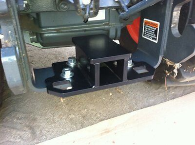 Rear Receiver Hitch for BX Kubotas