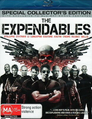 The Expendables Special Collector's Edition (Blu-Ray)