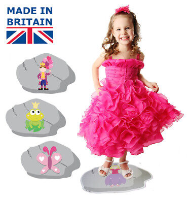 Princess party games - 3 in 1 pack for kids parties, stepping stones, ebay