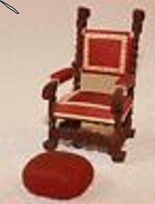 Mr. Vanderbilt's Chair c. 1895