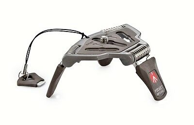 Manfrotto MP3-D02 Large Pocket Support (Grey)
