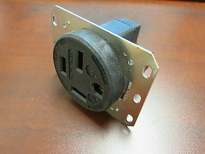 Hubbell Receptacle HBL8450A, *New In Box*