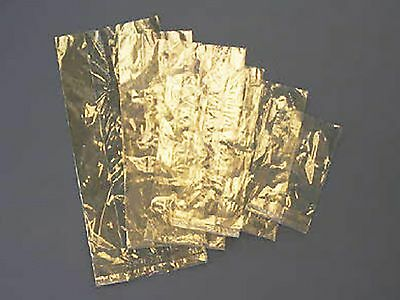 Clear Cellophane Gusseted Bags