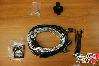 7 Pin Trailer Wiring Harness Jeep Wrangler
