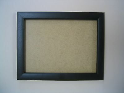 Black Wooden picture frame LOTS OF SIZES..A4..6X4.10X8