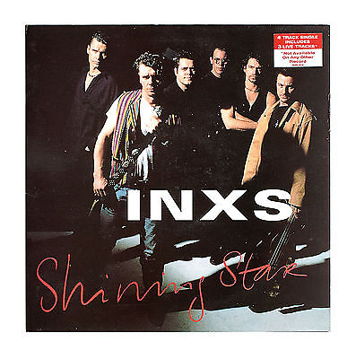 "INXS - Shining Star - 12"" Vinyl Single - * EXCELLENT *"