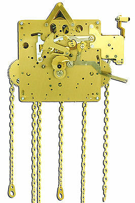 451-030 94 cm Hermle Grandfather Clock Movement